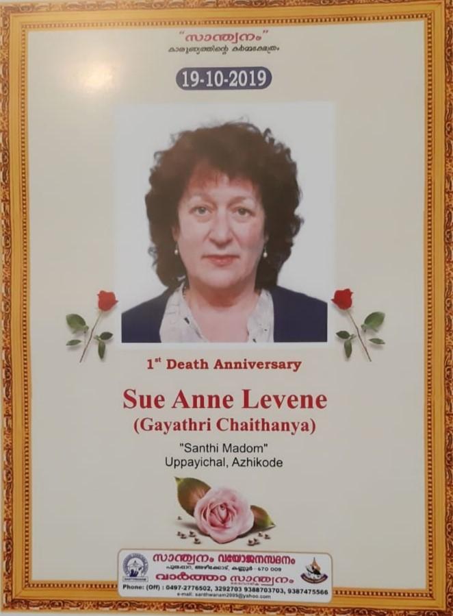 Sue Levene