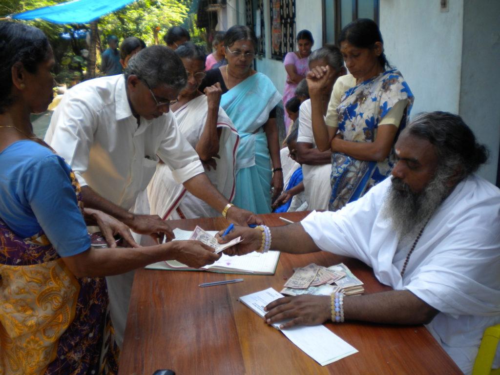free monthly pension_chaithanyapuri ashram