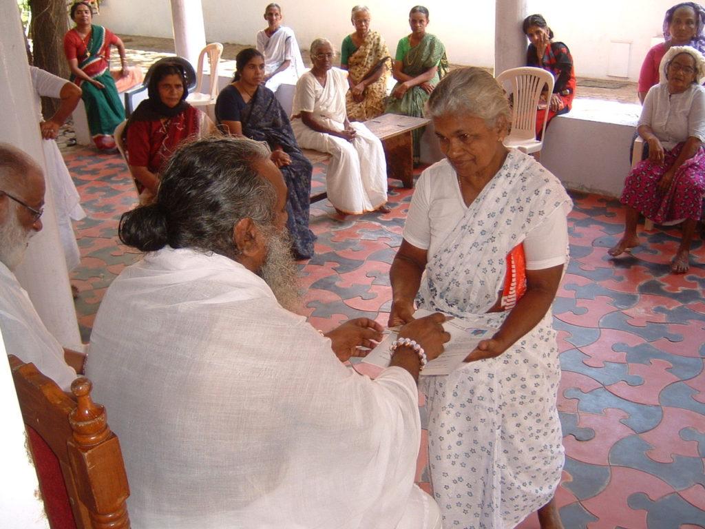 free monthly pension_shanti madom ashram2